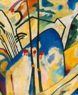 Astrattismo Kandinskij Composizione IV