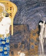 Gustav Klimt Fregio di Beethoven