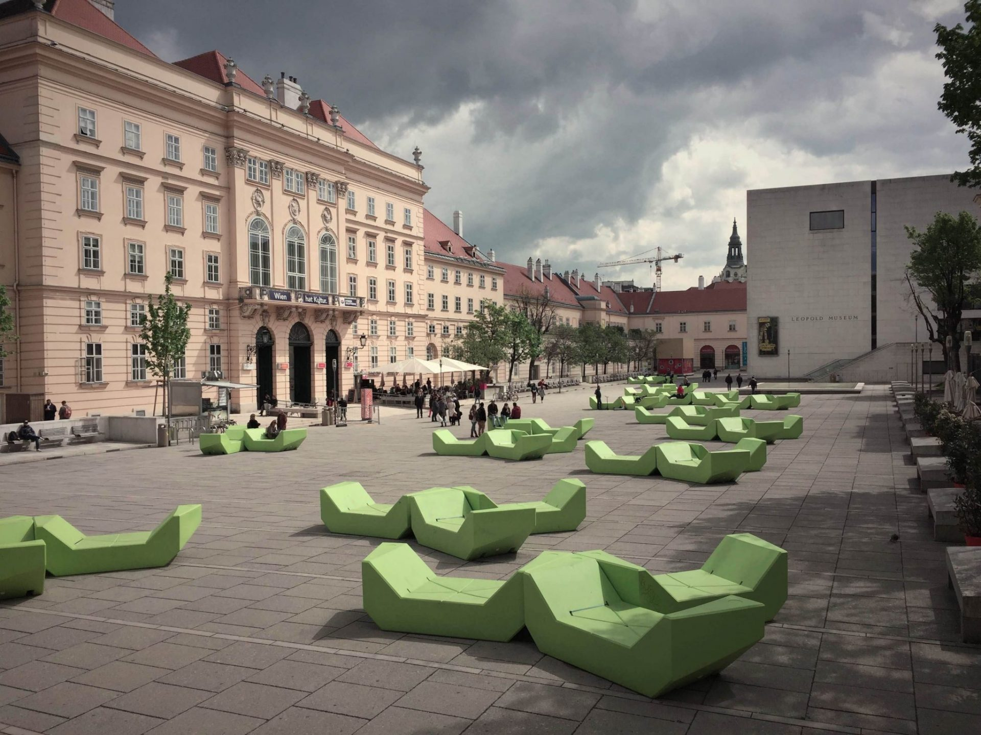Vienna Museum Quarter