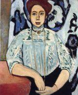 Henri Matisse, Ritratto di Greta Moll, 1908