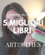 5 libri per amanti dell'arte