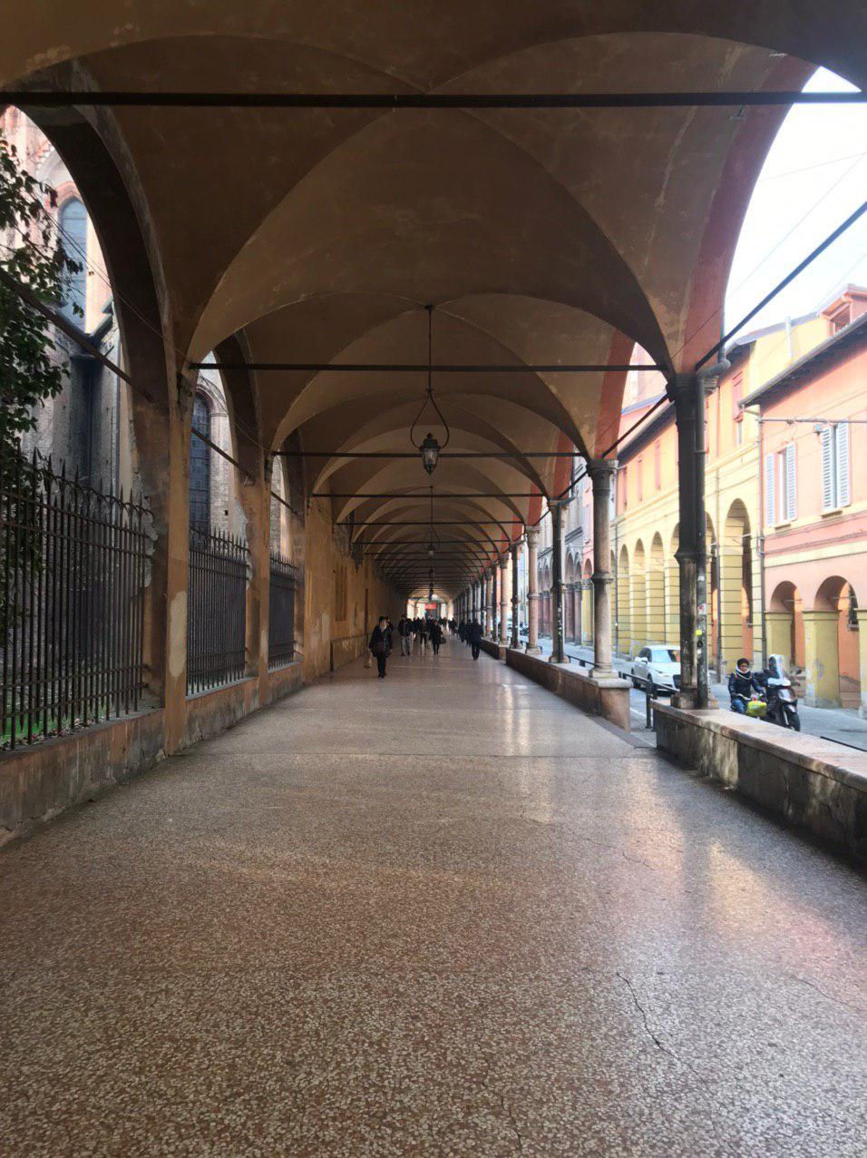 Cosa vedere a Bologna Arte e musei - I portici Bologna