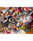 Composizione VII di Wassily Kandinsky