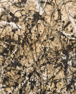 Jackson Pollock Autumn Rhythm